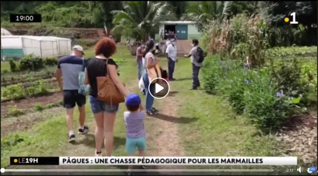 Jardin de Cocagne Saint-Bernard