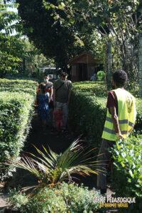 Journée portes ouvertes Serre Pédagogique Bois de Nèfles